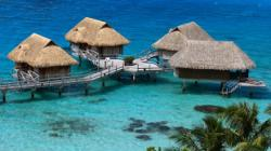 Matira Beach Bora Bora | Matira Beach, Bora Bora | Travel Channel