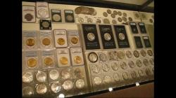 Coin Museum Dubai   Civil war and coin museum - YouTube