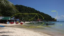 Coral Bay Pulau Perhentian   Perhentian: A day in the life of a DMT   On a ramble
