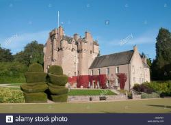Crathes Castle Aberdeen and the Northeast | Crathes Castle Aberdeen Stock Photos & Crathes Castle Aberdeen ...