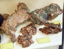 Crested Butte Cemetery Crested Butte | Native copper in Creede | The Elements Unearthed