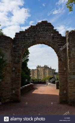 Culzean Castle & Country Park South Ayrshire | The entrance to the Visitor Centre at Culzean Castle and Country ...