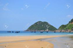 Dai Lanh Beach Dai Lanh | Dai Lanh Beach, Vietnam Stock Photo, Picture And Royalty Free ...