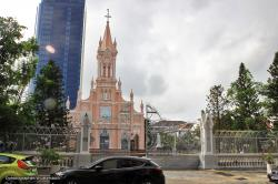 Danang Cathedral Danang | Da Nang Cathedral - Da Nang Attractions