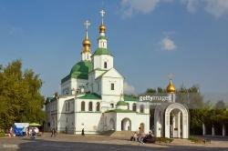 Danilov Monastery Moscow | Danilov Monastery Moscow Stock Photo | Getty Images