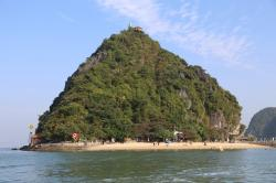 Dao Titop Halong Bay | Panoramio - Photo of Climbed to the top of the Dao Ti Top Island ...