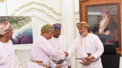 Dhofar Governor's Office Salalah | Dhofar Governor signs usufruct agreement for development of ...
