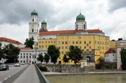 Domplatz Franconia and the German Danube | Photo: St Stephen cathedral - Passau - Germany