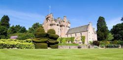 Drum Castle, Garden and Estate Aberdeen and the Northeast | Crathes Castle - Visit - National Trust for Scotland