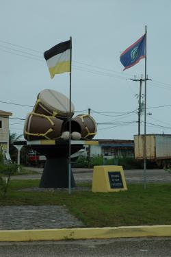 Drums of Our Father's Monument Dangriga | Drums of our Fathers Monument