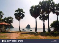 Duong Beach Hon Chong | Du'o'ng Beach, Hon Chong Stock Photo, Royalty Free Image: 11801877 ...