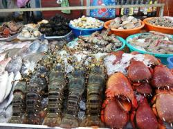Duong Dong Phu Quoc Island | Visiting the local markets in Phu quoc - hungvuongphuquoc