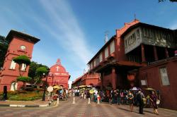 Jonker Walk World Heritage Park Melaka City | Dutch Square in Melaka - Malacca City Atttractions