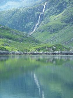 Eas Coul Aulin Waterfall The Northern Highlands and the Western Isles | 93 best SCOTLAND - Road to the Isles images on Pinterest | The ...
