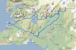 Eldfell Heimaey | What is the Golden Circle in Iceland ? | WWW.TOUR.IS