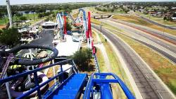 Eric Carle Museum of Picture Book Art Amherst | Texas Tornado front seat on-ride HD POV Wonderland Amusement Park ...