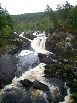 Falls of Rogie The Northern Highlands and the Western Isles | 16 best Scotland's Bridges images on Pinterest | Bridges, Scotland ...