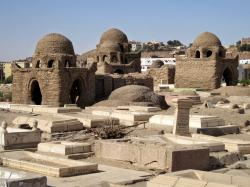 Fatimid Cemetery Aswan | Fatimid Cemetery in Aswan opened for public - The Archaeology News ...