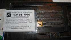 Federal Standard Printing Works Chiltern | The Federal Standard Printing Works – National Trust