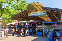 Federation of Self Employees Market Colombo | Federation Of Selfemployees Market Colombo Stock Photo | Getty Images