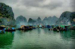 Fishing Villages Halong Bay and North-Central Vietnam | Halong Bay – One of 7 Natural Wonders of The World