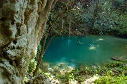 St. Herman's Blue Hole National Park The Cayo District | Protected Areas