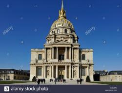 Fondation Cartier pour l'art contemporain Paris | Dome des Invalides or Eglise du Dome church, Napoleon's tomb ...