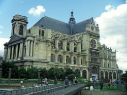 Fondation Le Corbusier Paris | Eglise Saint-Eustache, Church, Paris review