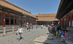 Former French Post Office Běijīng | Where the concubines lived - Ancient China