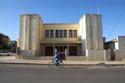 Former Governor's Palace Asmara | Travel Crumbs: East Africa: January 2013