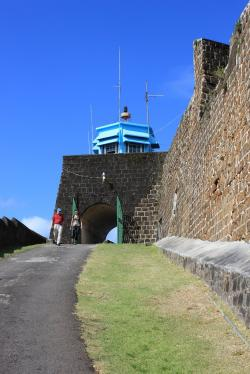 Fort Duvernette Kingstown | Panoramio - Photo of Fort Charlotte, Kingstown, St. Vincent