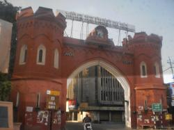 Gandhi Gate Amritsar | Panoramio - Photo of Hall / Gandhi Gate Amritsar.
