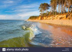 Gdański Teatr Szekspirowski The Baltic Coast and Pomerania | Baltic Sea landscape, Pomerania, Poland Stock Photo, Royalty Free ...