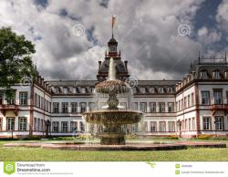 Schloss Philippsruhe The Fairy-Tale Road | 23 best Hanau, Germany images on Pinterest | Germany, Europe and ...