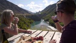 Gibbston Valley Queenstown | Gibbston Valley Winery Biking and Wine in Queenstown - YouTube