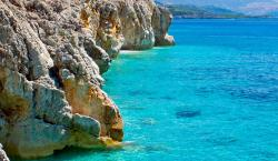 Gjipe Beach The Albanian Riviera | Ionian Coast Article - albania.al