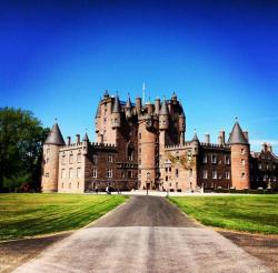 Glamis Castle Dundee & Angus | Glamis Castle, Angus | Places to Visit in Scotland | Pinterest ...