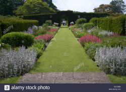 Glenarm Castle & Walled Garden Glenarm | the walled garden at Glenarm castle county antrim northern ireland ...