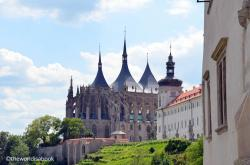 Goat Hill Mikulov   St Barbara Cathedral Kutná Hora: A Miner's Church - The World Is A ...