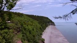 Gorge Walk St. John River Valley | Fundy Trail Parkway | St. Martins, New Brunswick, Canada - YouTube