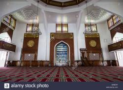 Old Friday Mosque Malé   Grand Friday Mosque and Islamic Centre in Male Maldives Stock ...