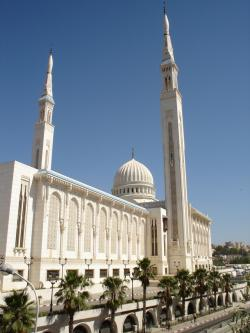 Mosque of Emir Abdelkader Constantine | Emir Abdelkader Mosque, Constantine, Algeria | Mosques in the ...
