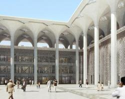 Grand Mosque Constantine | Grand Mosque of Algiers / KSP Jürgen Engel Architekten Gmbh |