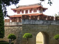 Great South Gate Tainan | Panoramio - Photo of Great South Gate,Tainan 台南大南門
