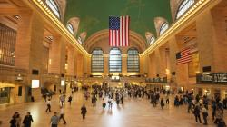 Green-Wood Cemetery New York City | Amtrak Trains Returning to New York's Grand Central Terminal This ...