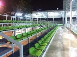 Greta Farm Pattaya | Tennis court Gallery : Greta Farm Pattaya Thailand