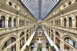 GUM Moscow | GUM Department Store In Moscow | Marc G.C.