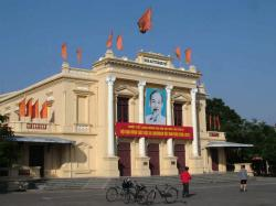 Haiphong Opera House Halong Bay and North-Central Vietnam | Point of interest of Haiphong - Vietnam