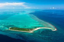 Half Moon Caye National Monument The Cayes and Atolls | Overnight Scuba Diving - Belize Diving
