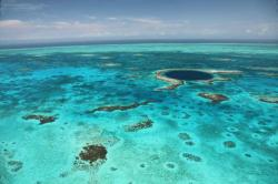 Blue Hole The Cayes and Atolls | DIVE BELIZE, The Great Blue Hole, Ambergris Caye, Belize, Diving ...